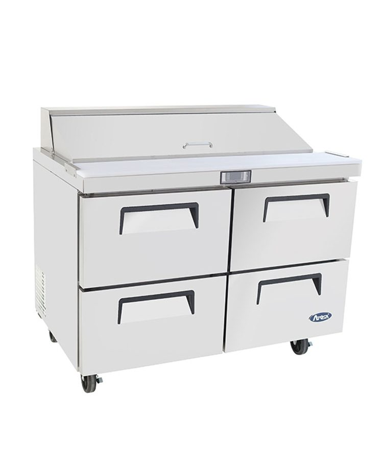 sandwich prep table top used prep table ebay with
